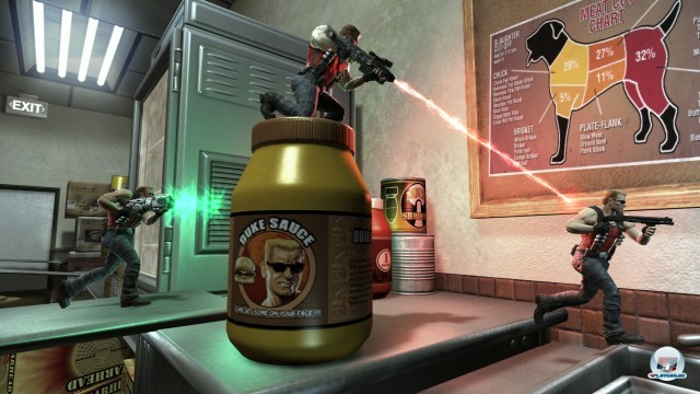 Screenshot - Duke Nukem Forever (PC) 2221653