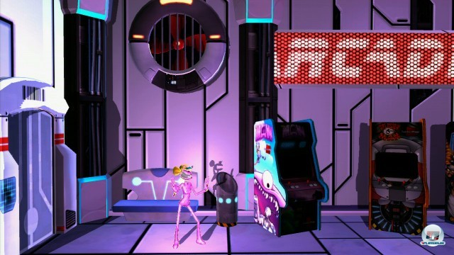 Screenshot - Ms. Splosion Man (360) 2233173