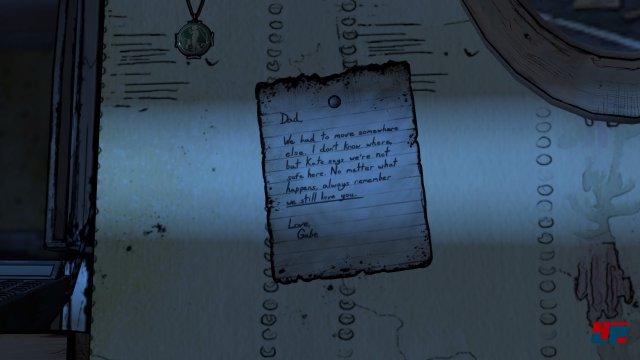 Screenshot - The Walking Dead: A New Frontier (PC)
