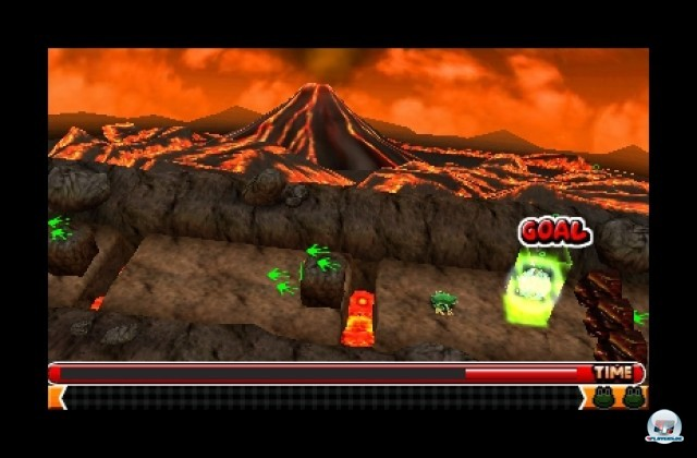 Screenshot - Frogger 3D (3DS) 2252612