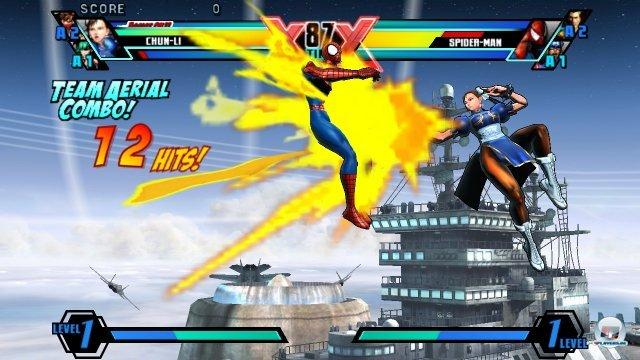 Screenshot - Ultimate Marvel vs. Capcom 3 (PS_Vita) 2317007