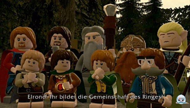 Aber wollen wir das �berhaupt? Auf der Vita bleibt von der Lego-HdR-Faszination kaum noch etwas �brig.
