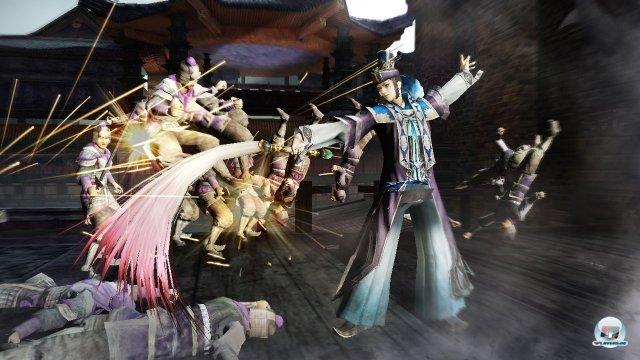 Screenshot - Dynasty Warriors 8 (PlayStation3) 92433517
