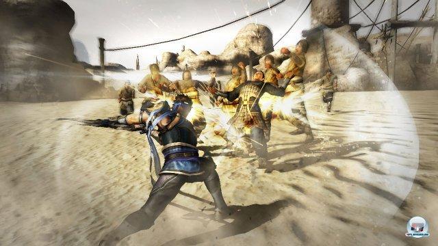 Screenshot - Dynasty Warriors 8 (PlayStation3) 92434037