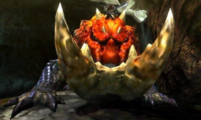 Screenshot - Monster Hunter 4 (3DS) 92413197