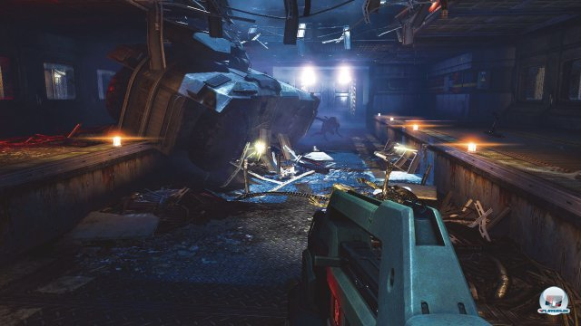 Screenshot - Aliens: Colonial Marines (360) 2360227