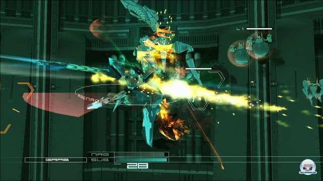 Screenshot - Zone of the Enders: HD Collection (360) 92407872