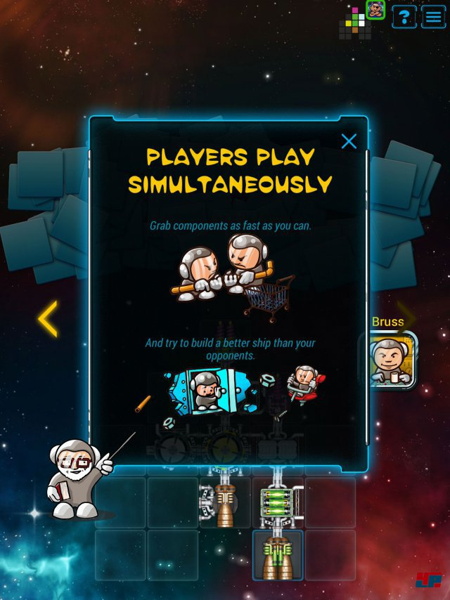 Screenshot - Galaxy Trucker (iPad) 92491746