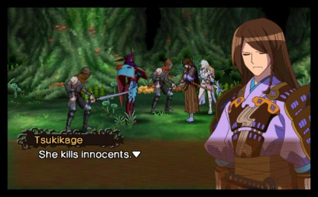 Screenshot - Code of Princess (3DS) 92409552