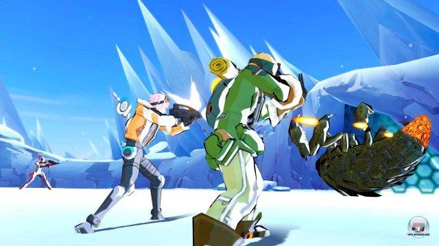 Screenshot - EX Troopers (PlayStation3) 2382657