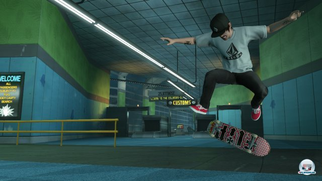 Screenshot - Tony Hawk's Pro Skater HD (360) 2388552