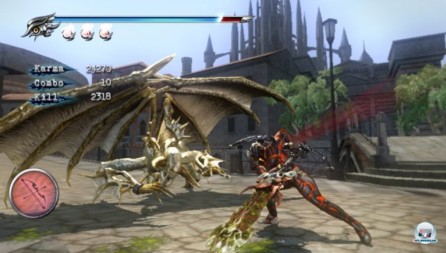 Screenshot - Ninja Gaiden: Sigma 2 (PS_Vita) 92456287