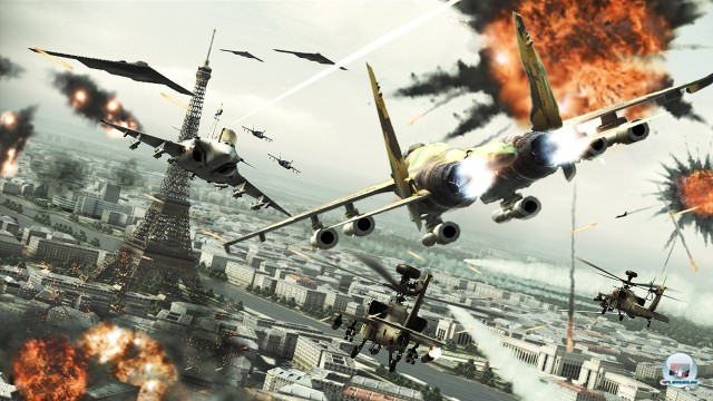 Screenshot - Ace Combat: Assault Horizon (360) 2249297