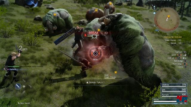 Screenshot - Final Fantasy 15 (PS4) 92531198