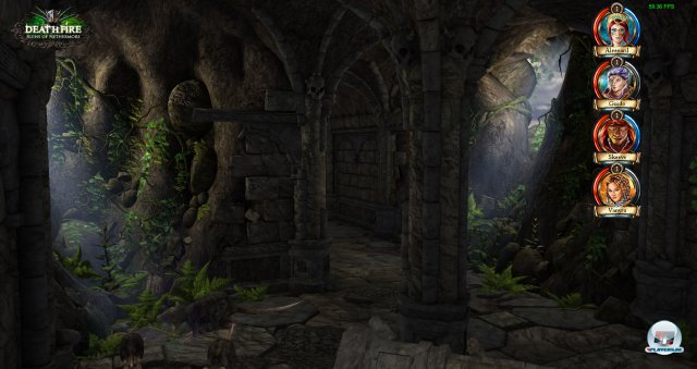 Screenshot - Deathfire: Ruins of Nethermore (PC)