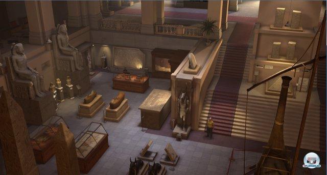 Der ruhige Soundtrack, realistisch animierte Augen und professionelle Sprecher hauchen auch der zweiten Episode viel Leben ein.