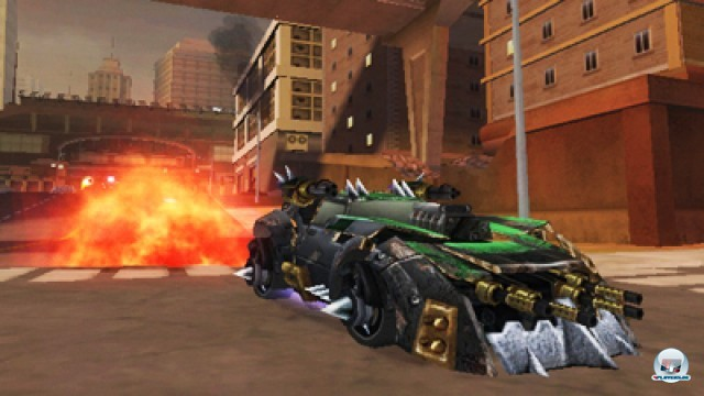 Screenshot - Transformers 3 (3DS) 2225459