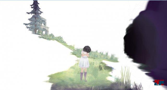 Die Welt des blinden Mädchens ergibt sich stückweise und fragil aus der Sinneswahrnehmung.