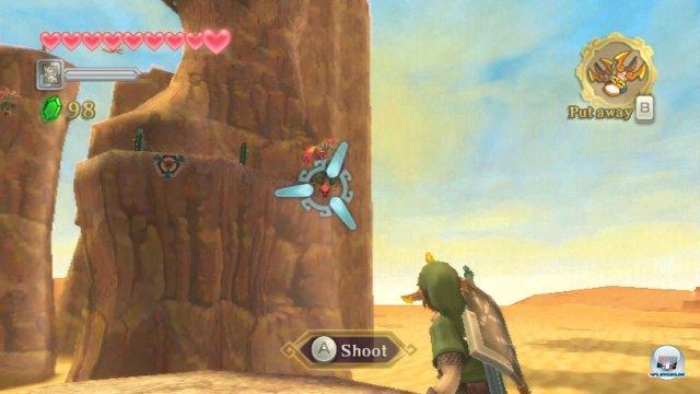 Screenshot - The Legend of Zelda: Skyward Sword (Wii) 2284147