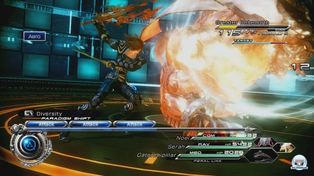 Screenshot - Final Fantasy XIII-2 (PlayStation3) 2320172