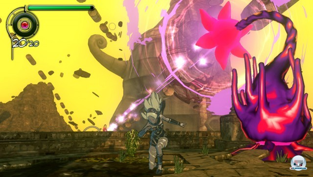 Screenshot - Gravity Rush (PS_Vita) 2248007