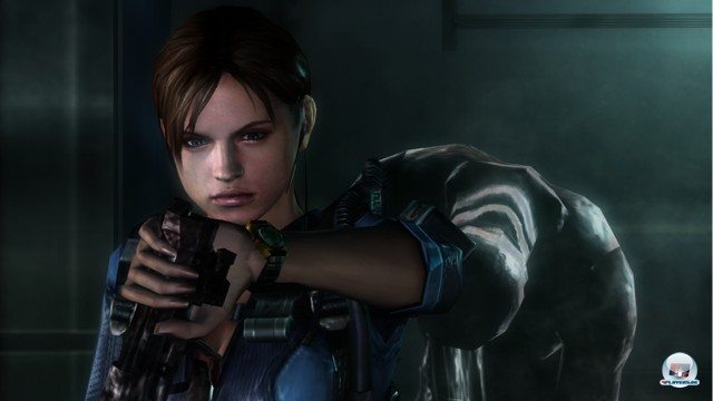 Screenshot - Resident Evil: Revelations (3DS) 2230219