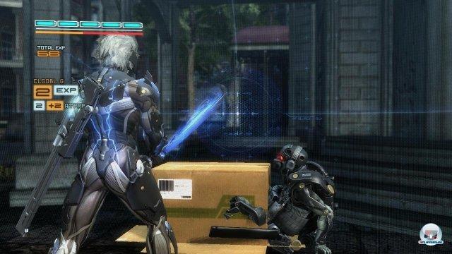 Screenshot - Metal Gear Rising: Revengeance (PlayStation3) 2375627