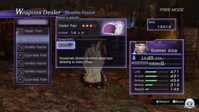 Screenshot - Warriors Orochi 3 (Wii_U) 92424777