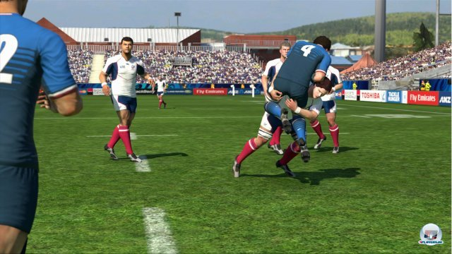 Screenshot - Rugby World Cup 2011 (360)