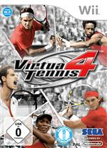 Alle Infos zu Virtua Tennis 4 (Wii)