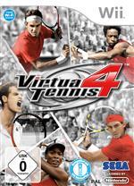 Alle Infos zu Virtua Tennis 4 (Wii)