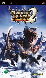 Alle Infos zu Monster Hunter Freedom 2 (PSP)