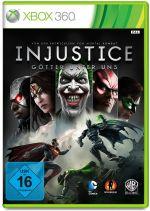 Alle Infos zu Injustice: Götter unter uns (360)