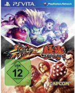 Alle Infos zu Street Fighter X Tekken (PS_Vita)