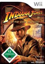 Alle Infos zu Indiana Jones und der Stab der Könige (Wii)