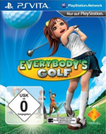 Alle Infos zu Everybody's Golf (2012) (PS_Vita)