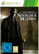 Alle Infos zu Das Testament des Sherlock Holmes (360)
