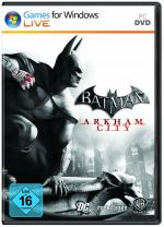 Alle Infos zu Batman: Arkham City (PC)