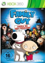 Alle Infos zu Family Guy: Zurück ins Multiversum (360)