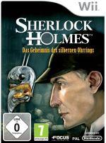 Alle Infos zu Sherlock Holmes: Das Geheimnis des silbernen Ohrrings (Wii)