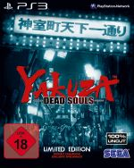 Alle Infos zu Yakuza: Dead Souls (PlayStation3,PlayStation3,PlayStation3)