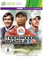 Alle Infos zu Tiger Woods PGA Tour 14 (360,360,360,PlayStation3,PlayStation3,PlayStation3)
