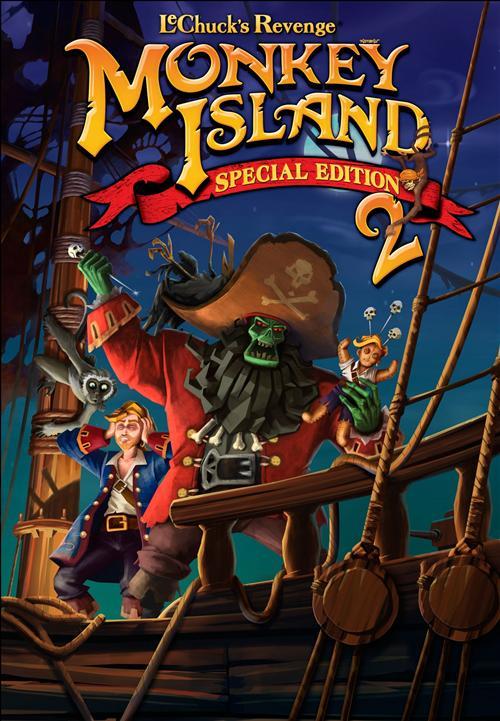 Monkey Island 2: LeChuck's Revenge - Special Edition