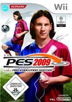 Alle Infos zu Pro Evolution Soccer 2009 (Wii)