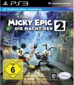 Alle Infos zu Micky Epic: Die Macht der 2 (PlayStation3,PlayStation3,PlayStation3,PlayStation3,PlayStation3,PlayStation3)