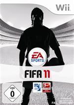 Alle Infos zu FIFA 11 (Wii)