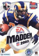 Alle Infos zu Madden NFL 2003 (PC)