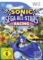 Alle Infos zu Sonic & Sega All-Stars Racing (Wii)