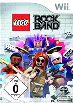 Alle Infos zu Lego Rock Band (Wii)