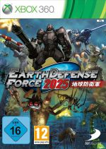 Alle Infos zu Earth Defense Force 2025 (360,PlayStation3)